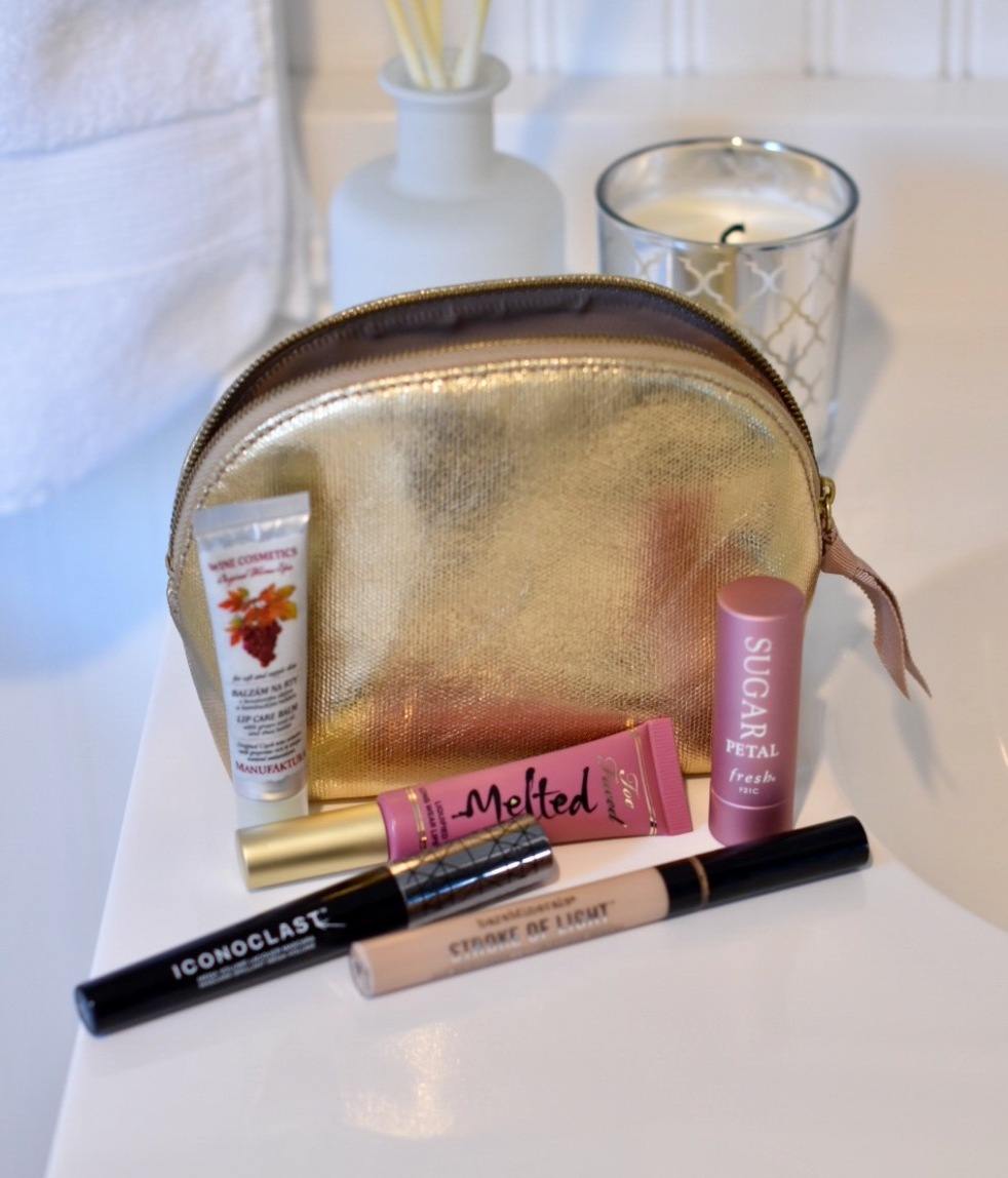 essential winter beauty products